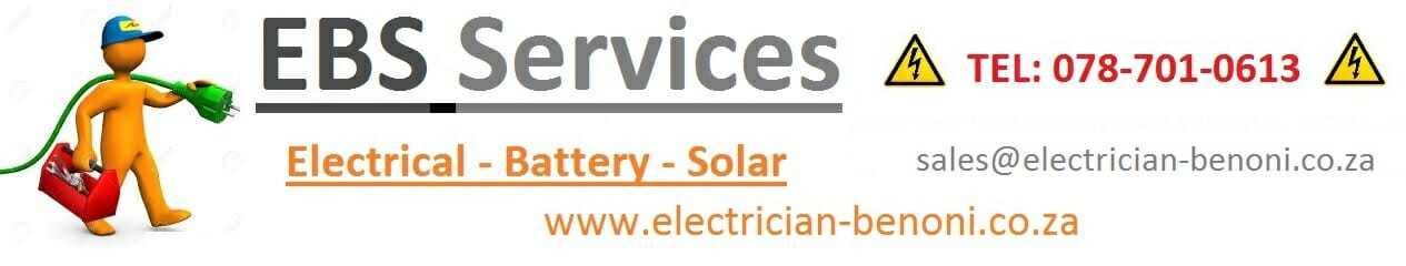 EBS Services Electrician Benoni