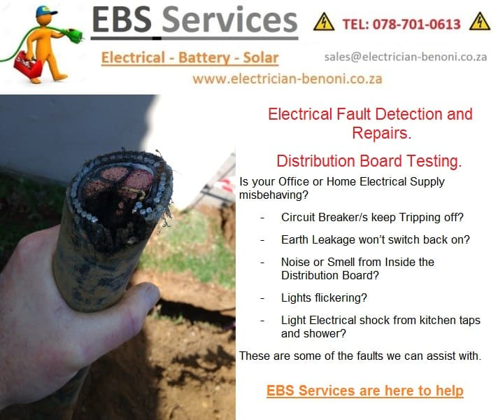 Electrical Fault Repair